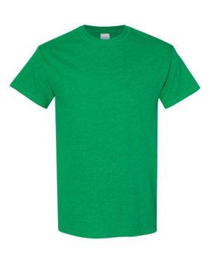 Gildan 5000 Antique Irish Green
