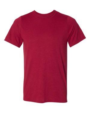 Gildan 42000 Cardinal Red