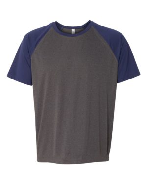 All Sport M1029 Dark Grey Heather/ Sport Dark Navy