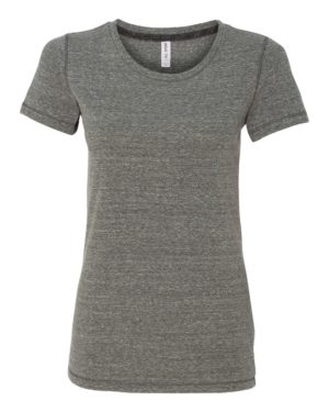 All Sport W1101 Grey Heather Triblend