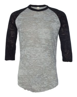 Alternative 2640 Grey Heather/ Black