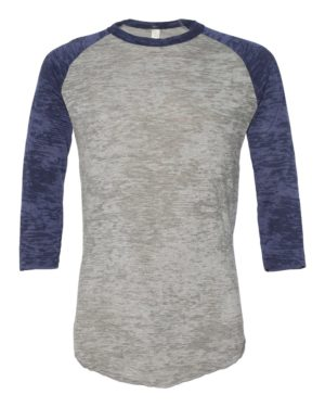 Alternative 2640 Grey Heather/ Navy