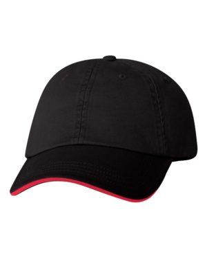Bayside 3617 Black/ Red