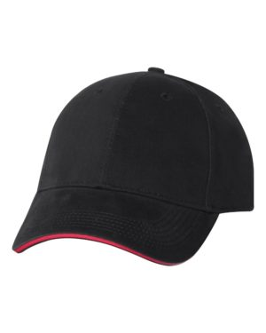 Bayside 3621 Black/ Red