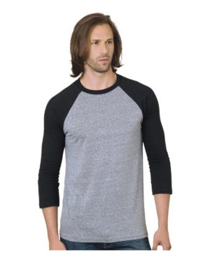 Bayside 9525 Athletic Grey/ Black