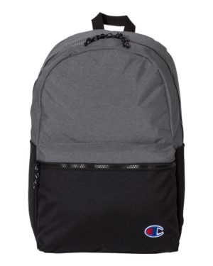 Champion CS1000 Heather Grey/ Black