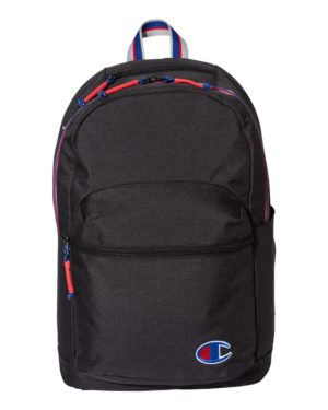 Champion CS1002 Heather Black