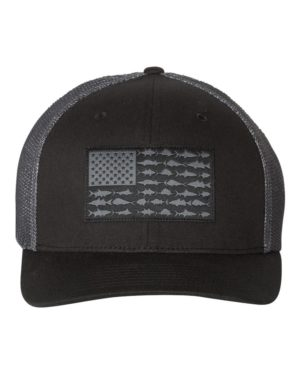 Columbia 183681 Black/ Fish Flag