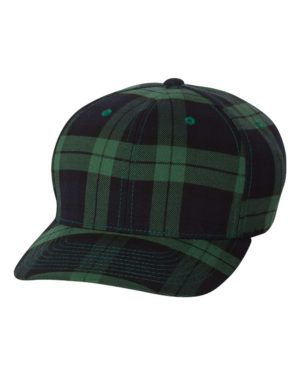 Flexfit 6197 Black/ Green