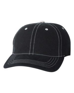 Flexfit 6386 Black/ Stone