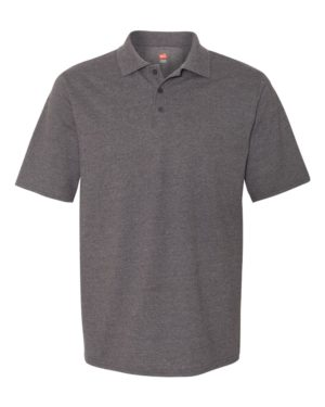 Hanes 055P Charcoal Heather