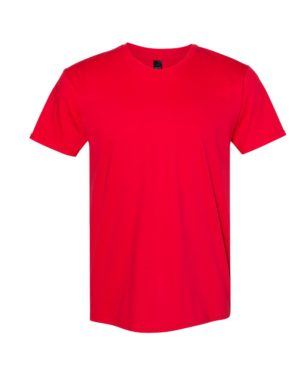 Hanes 4980 Athletic Red