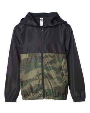 Independent Trading Co. EXP24YWZ Black/ Forest Camo
