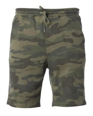 Independent Trading Co. IND20SRT Forest Camo