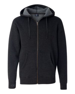 Independent Trading Co. IND6000Z Charcoal Heather