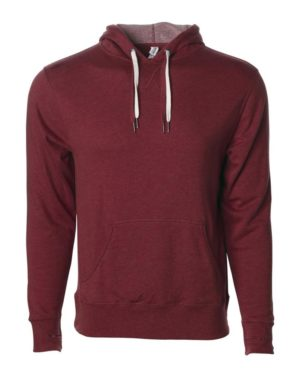 Independent Trading Co. PRM90HT Burgundy Heather