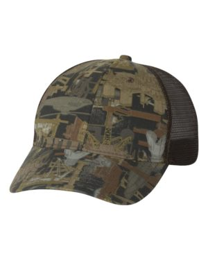 Kati OIL5M Oilfield Camo