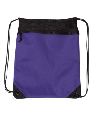 Liberty Bags 2562 Purple/ Black