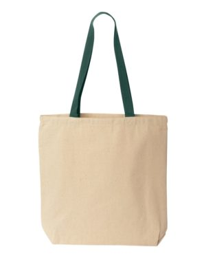 Liberty Bags 8868 Natural/ Forest