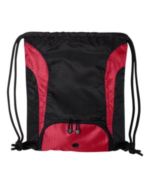 Liberty Bags 8890 Black/ Red