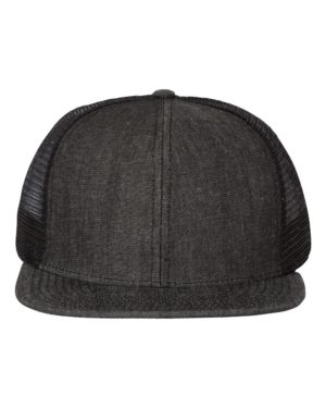 Mega Cap 6997B Black Denim