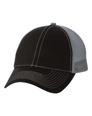 Mega Cap 7641 Black/ Grey