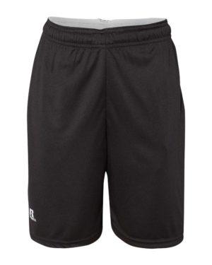 Russell Athletic TS7X2B Black