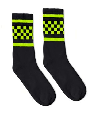 SOCCO SC300 Black/ Neon Yellow