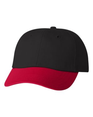 Valucap 6440 Black/ Red