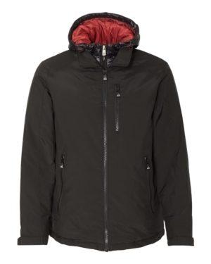 Weatherproof 17603 Black/ Red
