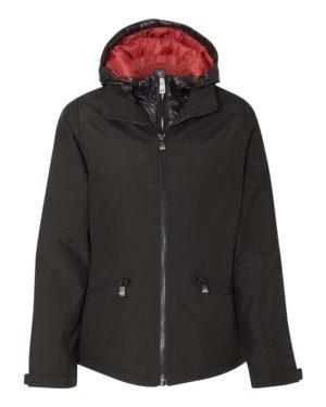 Weatherproof 17603W Black/ Red