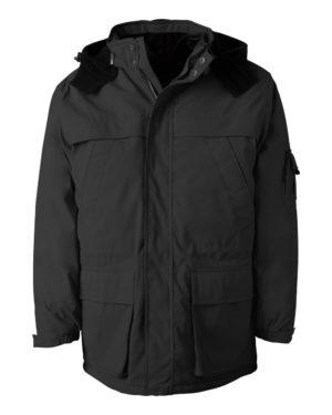 Weatherproof 6086 Black/ Black