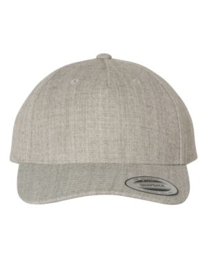 Yupoong 5789M Heather Grey