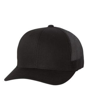 Yupoong 6606 Black