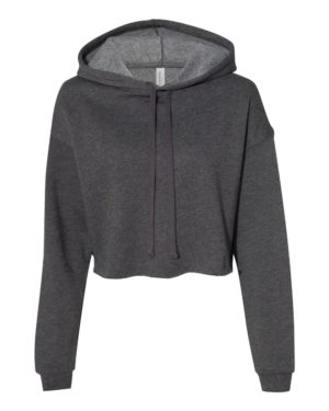 Bella + Canvas 7502 Dark Grey Heather