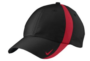 Nike 247077 Black/ Gym Red