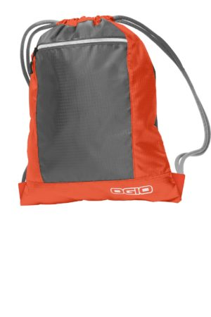 OGIO® 412045 Hot Orange/ Grey