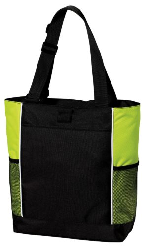 Port Authority® B5160 Black/ Bright Lime