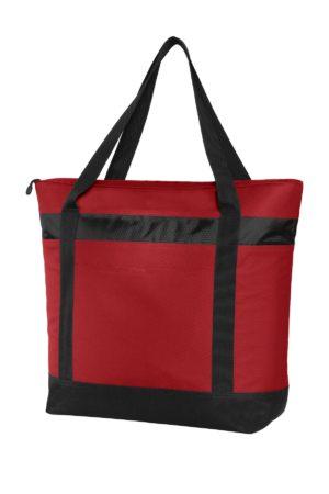Port Authority® BG527 Chili Red/ Black