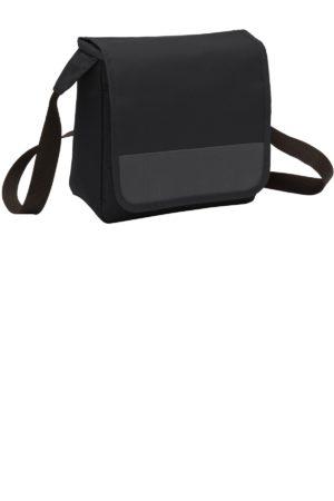 Port Authority® BG753 Black/ Dark Charcoal
