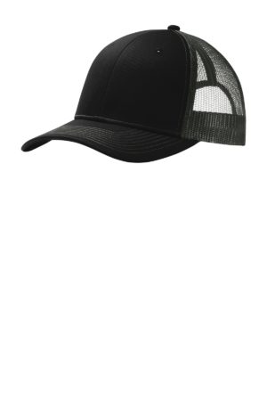 Port Authority® C112 Black/ Grey Steel