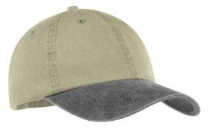 Port & Company® CP83 Khaki/Charcoal