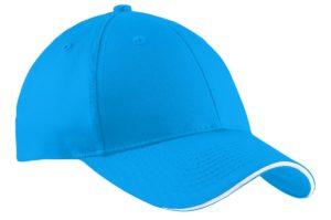 Port & Company® CP85 Sapphire/ White