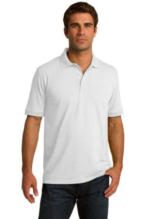 Port & Company® KP55T White