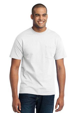 Port & Company® PC55PT White