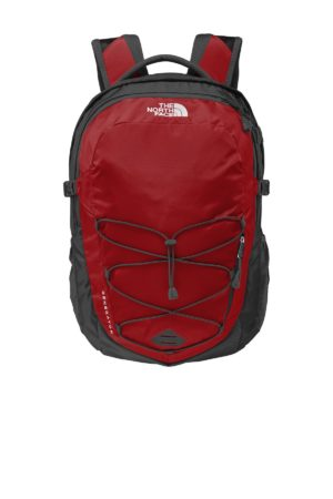 The North Face® NF0A3KX5 TNF Rage Red/ Asphalt Grey