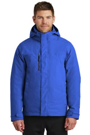 The North Face® NF0A3VHR Monster Blue/ TNF Black