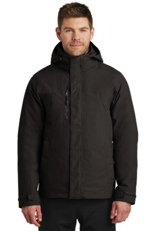 The North Face® NF0A3VHR TNF Black/ TNF Black