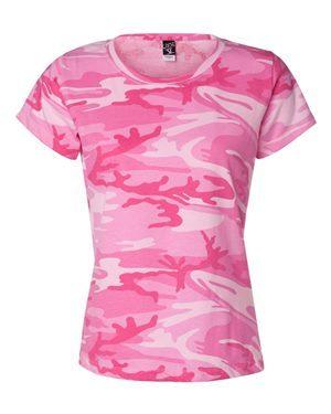 Code Five 3665 Pink Woodland