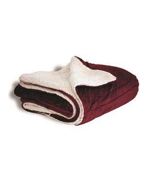 Alpine Fleece 8712 Burgundy